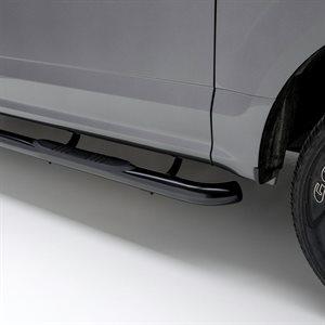 "ARIES 3"" GM 1500 DOUBLE CAB (19-21) & (2020-2021) HD BLACK"
