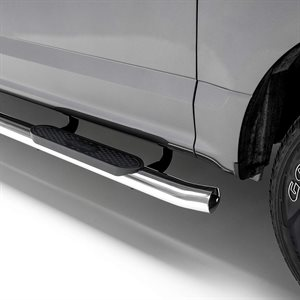 """ARIES 4"""" F150 CREW CAB (15-21) F250 / F350 (17-21) STAINLESS"""