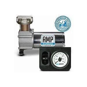 AMP AIR COMPRESSOR WITH MECHANICAL GAUGE