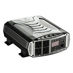 POWER INVERTER 1500 WATTS W / USB