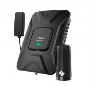 CELL PHONE BOOSTER DRIVE 4G-X FLEET